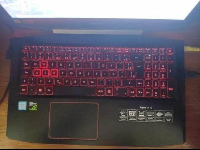 Notebook Gamer Acer VX15 - Foto 2