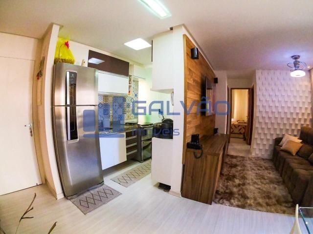 MR- Apartamento 2Q/Suíte, Cond. Praças Reservas