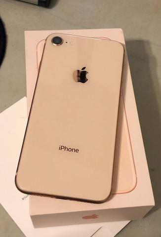 IPhone 8 Dourado 64GB (oportunidade)