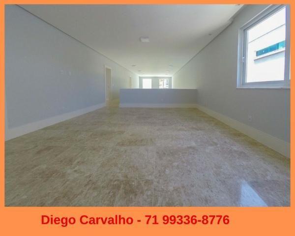Casa 4 Suites em Alphaville II - Fina acabamento (1) - Foto 14