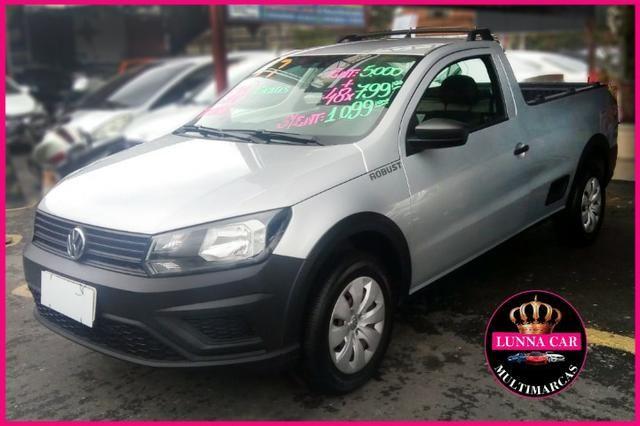 Volkswagen Saveiro 1.6 c/ Entrada mais 48x de R$799,00 + GNV - Foto 4