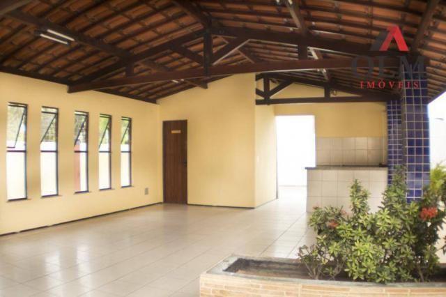 Apartamento residencial à venda, Maraponga, Fortaleza. - Foto 7