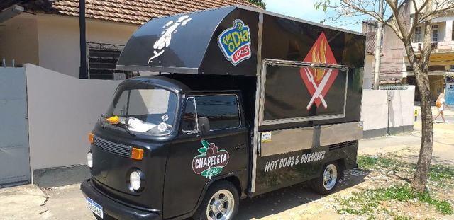 Kombi food truck toda equipada  - Foto 9