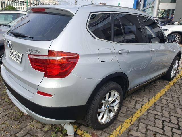 BMW X3 Xdrive Wx31 2014 - Foto 8