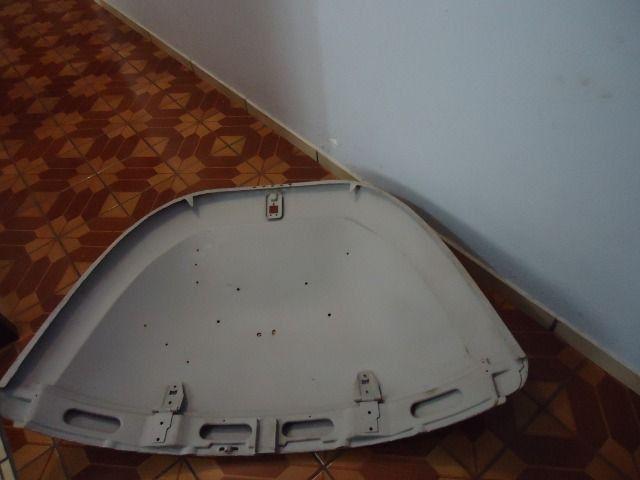 Capô trazeiro liso para fusca - Foto 6