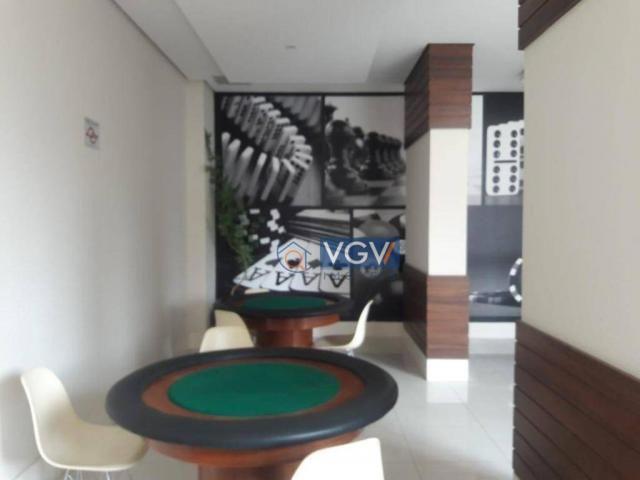 Apartamento com 1 dormitório à venda, 52 m² por R$ 525.000,00 - Vila Regente Feijó - São P - Foto 6