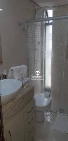Apartamento com 4 dormitórios à venda, 118 m² por R$ 450.000,10 - Campestre - Santo André/ - Foto 19