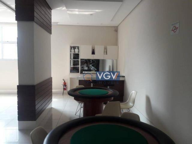 Apartamento com 1 dormitório à venda, 52 m² por R$ 525.000,00 - Vila Regente Feijó - São P - Foto 5
