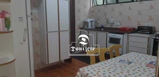 Apartamento com 4 dormitórios à venda, 118 m² por R$ 450.000,10 - Campestre - Santo André/ - Foto 9