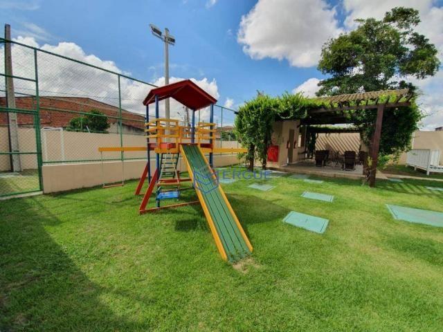 Apartamento à venda, 48 m² por R$ 190.000,00 - Parangaba - Fortaleza/CE - Foto 6