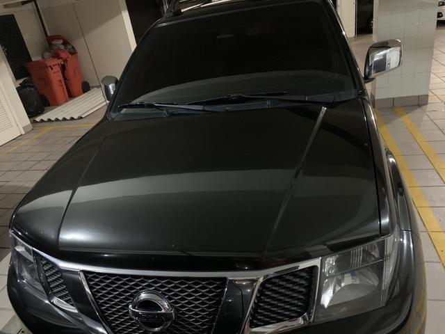 Vendo Nissan Frontier Platinum - Foto 3