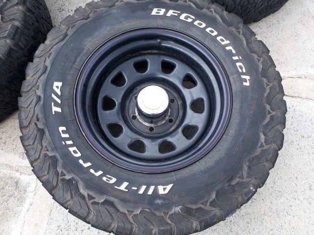 Jg pneus 265/70 R 16 - Foto 2