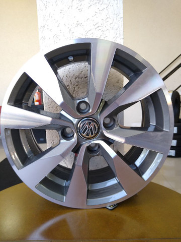 "Rodas Volkswagen Gol G6 Aro 15"""