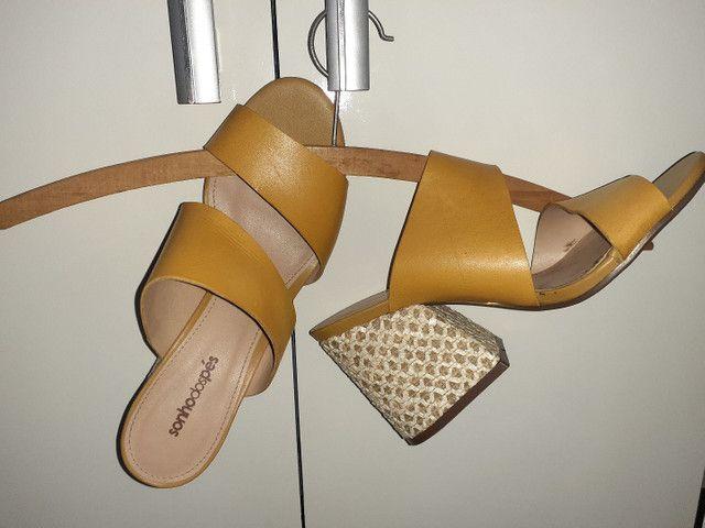 Sandálias diversas tamanho 35 - Foto 6