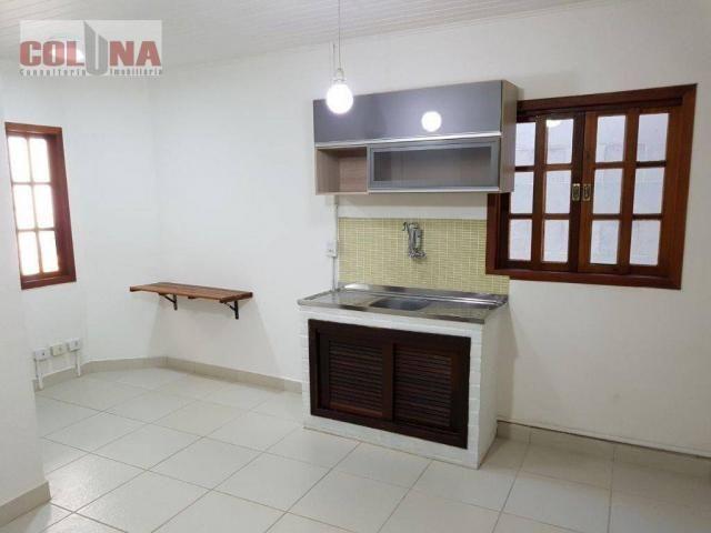 Casa com 1 dormitório para alugar, 30 m² por R$ 700,00/mês - Fátima - Niterói/RJ - Foto 5