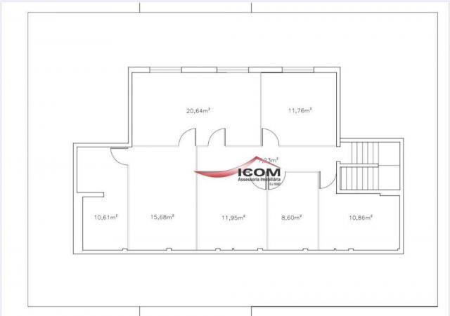 Casa comercial para alugar, 550 m² por R$ 16.000/mês - Botafogo - Rio de Janeiro/RJ - Foto 19