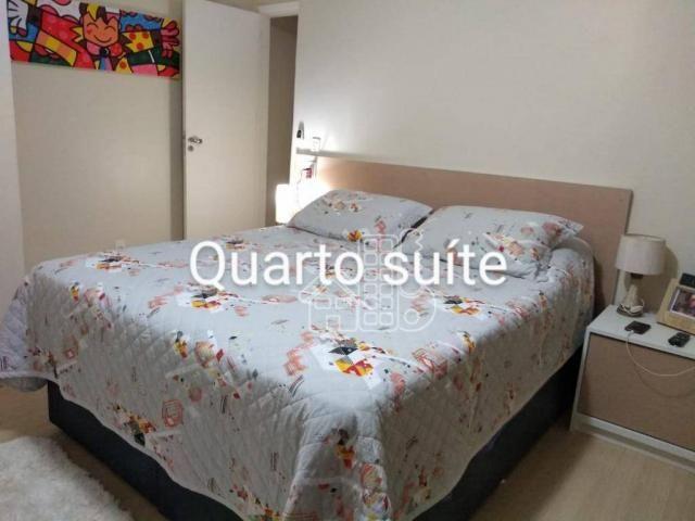 Apartamento com 3 dormitórios à venda, 100 m² por R$ 890.000,00 - Icaraí - Niterói/RJ - Foto 8