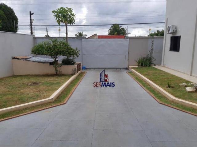 Casa de alto padrão a venda, por R$ 760.000 - Jardim dos Migrantes - Ji-Paraná/RO - Foto 2