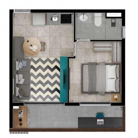 OY Campo Belo - Studio e 1 dormitório com ótima localização em Campo Belo, SP - Foto 5