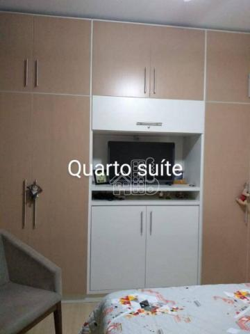 Apartamento com 3 dormitórios à venda, 100 m² por R$ 890.000,00 - Icaraí - Niterói/RJ - Foto 18