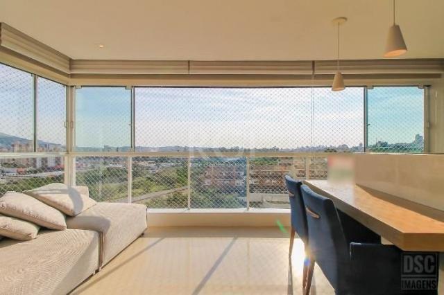 Apartamento à venda com 3 dormitórios em Jardim do salso, Porto alegre cod:EV4451 - Foto 8