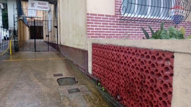 Apartamento com 2 dormitórios para alugar, 60 m² por R$ 900,00/mês - Centro - Petrópolis/R - Foto 8