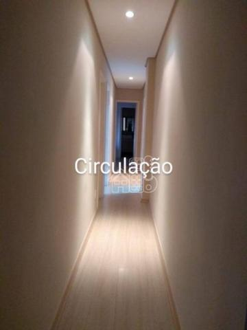 Apartamento com 3 dormitórios à venda, 100 m² por R$ 890.000,00 - Icaraí - Niterói/RJ - Foto 14