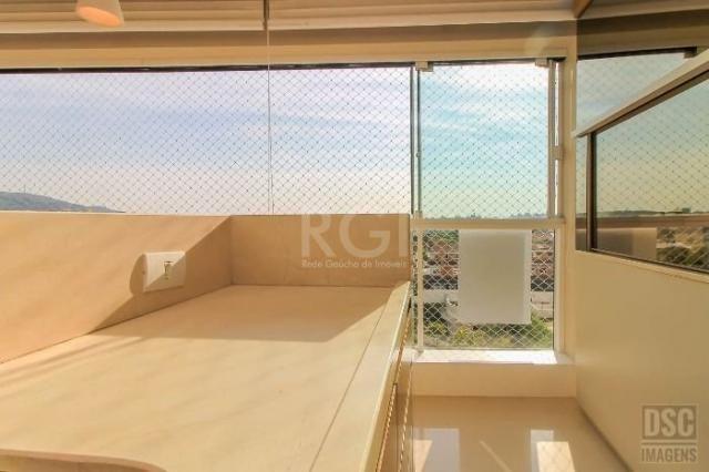 Apartamento à venda com 3 dormitórios em Jardim do salso, Porto alegre cod:EV4451 - Foto 18