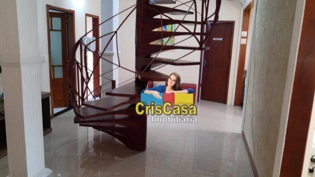 Sala para alugar, 18 m² por R$ 1.600,00/mês - Centro - Rio das Ostras/RJ - Foto 4