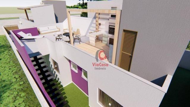 Lindas casas com 2 quartos sendo 1 auíte com terraço gourmet perto da pista !!! - Foto 15