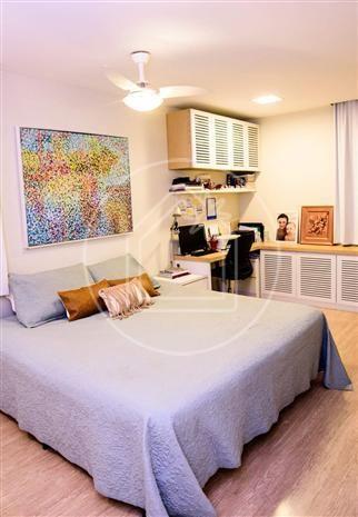 Apartamento à venda com 3 dormitórios em Icaraí, Niterói cod:826604 - Foto 9