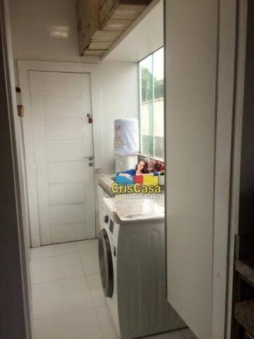 Casa com 4 dormitórios à venda, 132 m² por R$ 380.000,00 - Praia Mar - Rio das Ostras/RJ - Foto 7