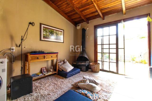 Casa à venda com 2 dormitórios em Nonoai, Porto alegre cod:OT6907 - Foto 2
