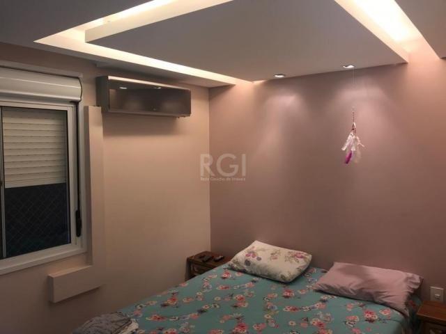 Apartamento à venda com 3 dormitórios em Jardim carvalho, Porto alegre cod:LI50879291 - Foto 10