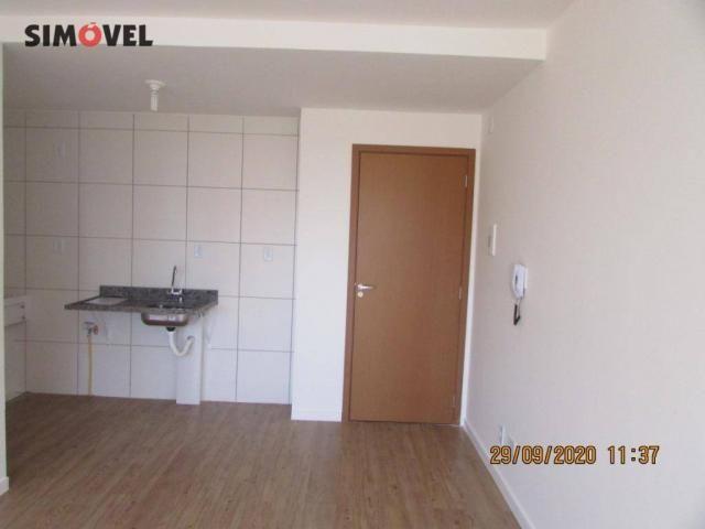 Apartamento com 1 dormitório para alugar, 32 m² por R$ 700/mês - Ceilândia Norte - Ceilând - Foto 5