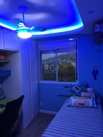 Apartamento à venda com 3 dormitórios em Jardim carvalho, Porto alegre cod:LI50879291 - Foto 11