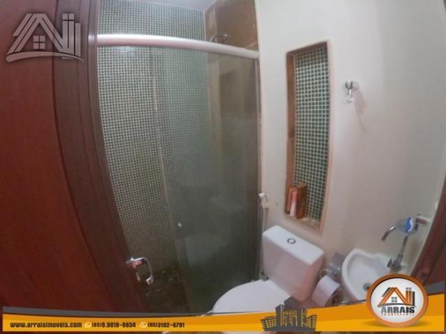 Casa com 4 dormitórios para alugar, 180 m² por R$ 3.900,00/mês - Porto das Dunas - Aquiraz - Foto 9