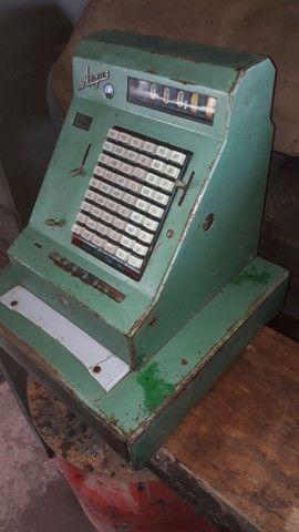 Caixa registradora antiga - Foto 2