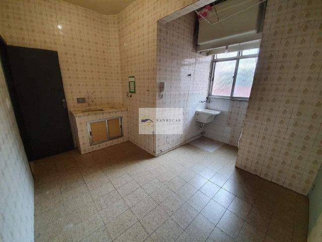 Amplo Apartamento 2 Quartos no Centro de Niterói - Rua Visc. Itaboraí - Foto 10