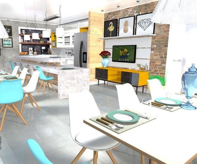 Ap. Novo 2 dormitórios Nova aliança c\Lazer - Foto 10