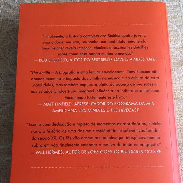 Livro biografia The Smiths - Foto 3