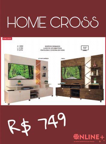 Home Cross- Divisórias em vidros