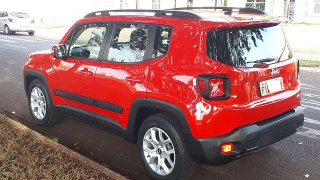 Jeep Renegade Longitude couro revisado impecável! - Foto 13