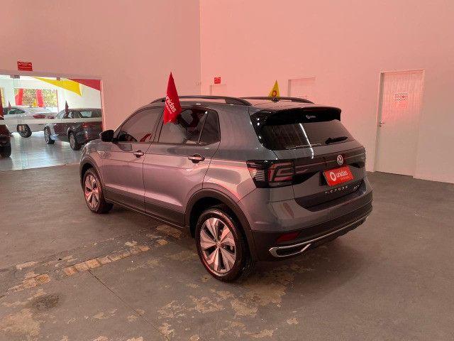 Nova VW Tcross 1.0 TSI com Somente 18.500 km rodados - Foto 5