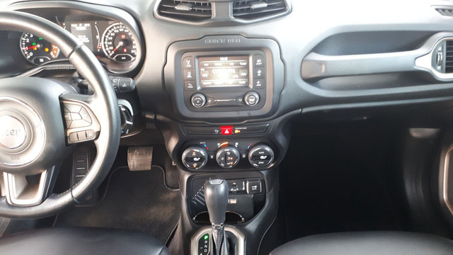 Jeep Renegade Longitude couro revisado impecável! - Foto 4
