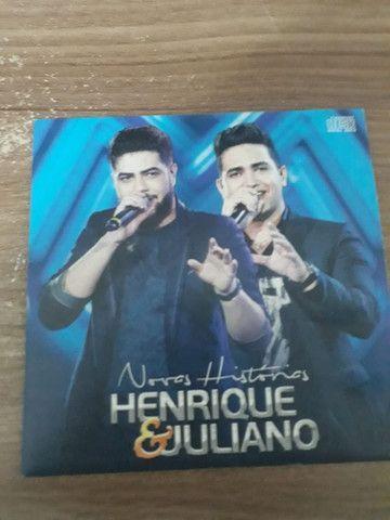 Cd henrique e juliano