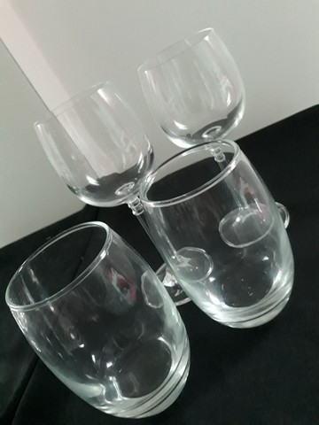 Taças de cristal e Copos de vidro - Foto 3
