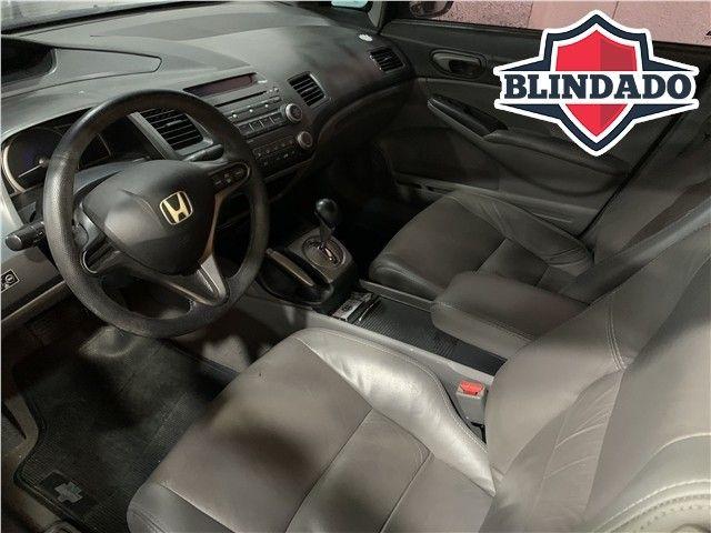 Honda Civic 2009 1.8 lxs 16v flex 4p automático - Foto 7
