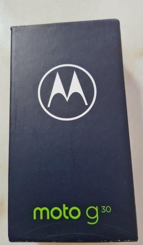 Motorola Moto G30 128Gb Dark Prism 4GbRam - Super Oferta