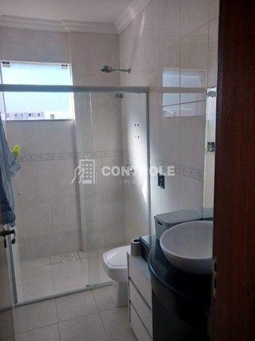 (Ri)Ótimo apartamento vista mar, 101m2 com 3 dormitórios sendo 1 suíte em Barreiros - Foto 13